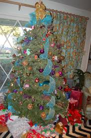 one fabulous mom a little christmas tour christmas tree and