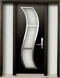 great modern wooden doors design 15 wooden panel door designs home
