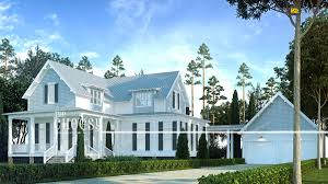 3d bungalow design villas rendering