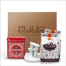 cookie gift basket il mulino espresso amaretti cookie gift basket by il mulino new