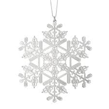 snowflake bentley museum 2017 snowflake elegant christmas ornament the met store