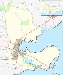 Lara Maps File Australia Victoria Greater Geelong City Location Map Svg