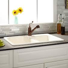 Enamel Sinks Kitchen 33