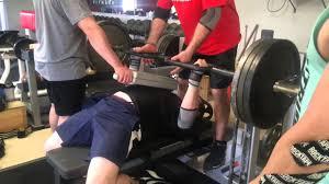 7 may 2014 me bench elitefts football bar youtube