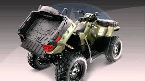 polaris sportsman 400 h o youtube