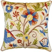 embroidered pillows embroidered pillows an indispensable