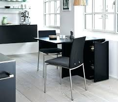 Space Saving Dining Tables And Chairs Space Saving Dining Table And Chairs Black Rendaresidual