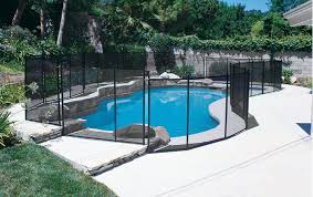 easy removable pool fence u2014 peiranos fences simple and safety