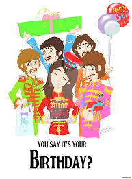 beatles birthday card u2013 gangcraft net