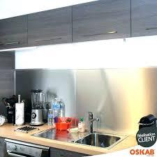 reglette led cuisine cuisine reglette led sous meuble cuisine reglette led sous meuble