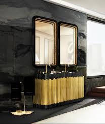 9 luxurious wall mirror ideas for your bathroom design