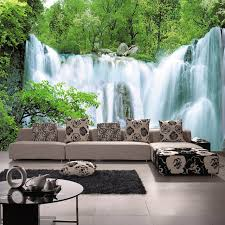 aliexpress com buy high quality washable wallpaper forest