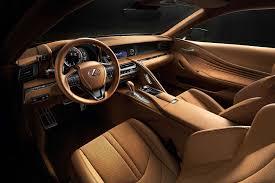 2016 lexus lf lc coupe detroit 2016 lexus lc 500 luxury coupe revealed at naias