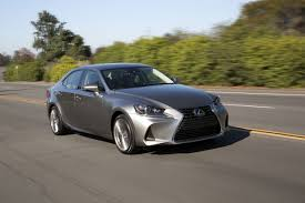 lexus 2017 2017 lexus is and is f sport launched with fresh commercials