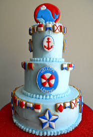 nautical baby shower cakes nautical baby shower cake margusriga baby party nautical
