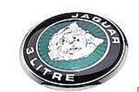 how to install a bonnet badge on a jaguar it still runs