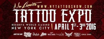 united ink no limits tattoo expo 2016 after parties april 1st