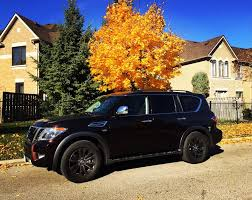 Modern Motoring 6 Takeaways From The 2017 Nissan Armada U2014 Modern