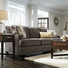 Gray Nailhead Sofa Furniture Nailhead Sofa Silver Settee Nailhead Trim Furniture