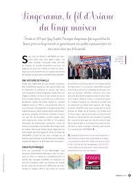 Linge Des Vosges Magasin D Usine Lorrainemag 65 By Lorraine Magazine Issuu