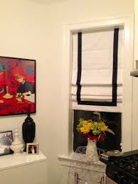 Roman Shades Black - librarian tells all ribbon trimmed roman shades from windows by