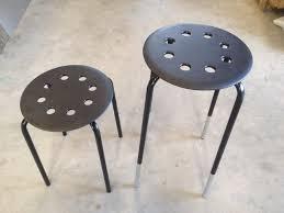 kitchen island with stools ikea marius magic wand bar stool ikea hackers