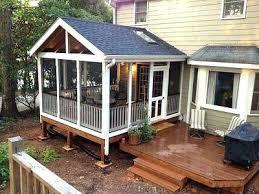 enclosed deck ideas u2013 unexpectedartglos me