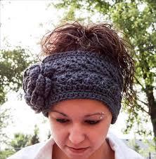 crochet headbands 15 easy crochet headband with flowers diy to make
