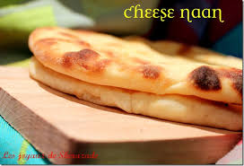 cuisine indienne facile cheese naan indien au fromage