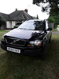 volvo xc90 2 9 t6 se gtronic auto full service history from volvo