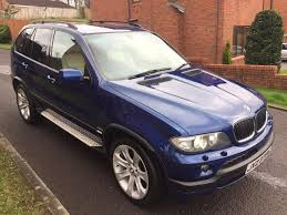 2005 bmw x5 4 8 is high spec damaged repairable in dunmurry