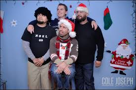 photo booth rental san diego san diego photo booth rental christmas sweater photo booth