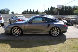 grey porsche 911 turbo porsche 911 turbo with black leather recoros and high