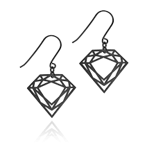 diamond clipart earings diamond clipart explore pictures