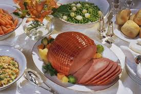 what size ham for an easter dinner with pictures ehow