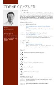 Software Testing Resume Samples by Network Specialist Resume Samples Visualcv Resume Samples Database