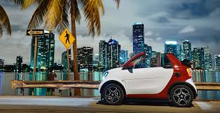 2017 smart fortwo cabrio is the cheapest convertible you can buy