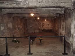 les chambres à gaz auschwitz i chambre à gaz auschwitz birkenau