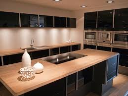 Diy Wood Kitchen Countertops by The Best Diy Wooden Kitchen Countertop Brown Wooden Cabinets And
