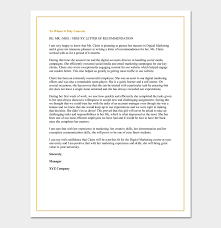 School No Letter Of Recommendation Letter Of Recommendation For A Graduate School 5 Sle Letters