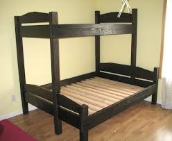 Free Loft Bed Woodworking Plans by Best 25 Double Bunk Ideas On Pinterest Bunk Beds For Girls
