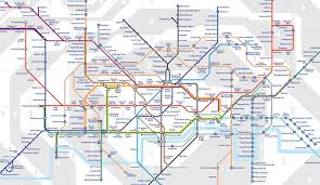 Ryanair Route Map by The New Tube Map Has A Massive Kink In The Central Line Here U0027s