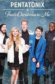 pentatonix christmas album that s christmas to me by pentatonix for 8 44 http amzn to