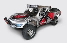 baja truck danny sullivan unveils toyota tundra race truck to compete in the