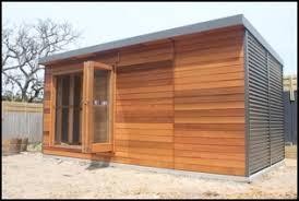backyard cabins u0026 cottage kits the haven by designer hideaways