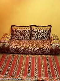 marokkanische sofa orientalische arabische marokkanische sofa sitzgarnitur sitzecke