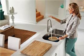 practicality touchless kitchen faucet practical benefits touchless kitchen faucet