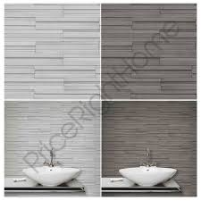 fine decor slate tile wallpaper grey u0026 charcoal available feature