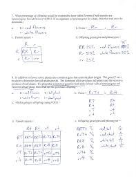 pdf mendelian genetics lab 14 answers 28 pages bis 2b pre lab