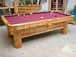 Custom Pool Tables by Pool Table American West 1845 Pool Table Mlpt544